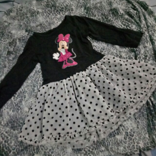 Minnie mouse Disney Dress