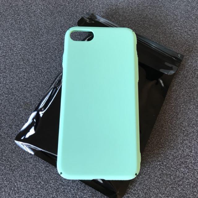 Mint Green iPhone 7 Hard Case