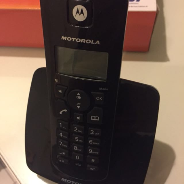motorola cordless phone c401a mobiles tablets others on carousell rh my carousell com