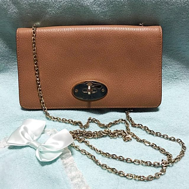 8f09945f3e Mulberry Bayswater Clutch Wallet On Chain (WOC)