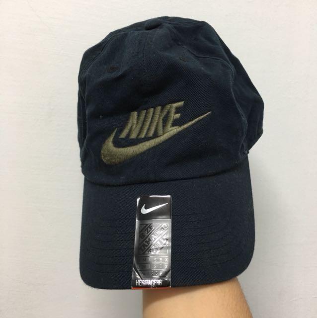 Nike深藍老帽(可議哦