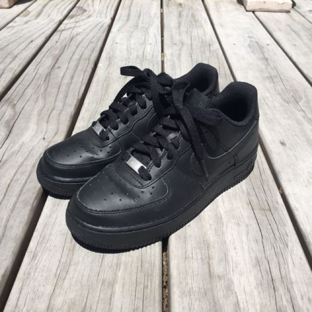 Nike Air Force 1 low, size 24 cm