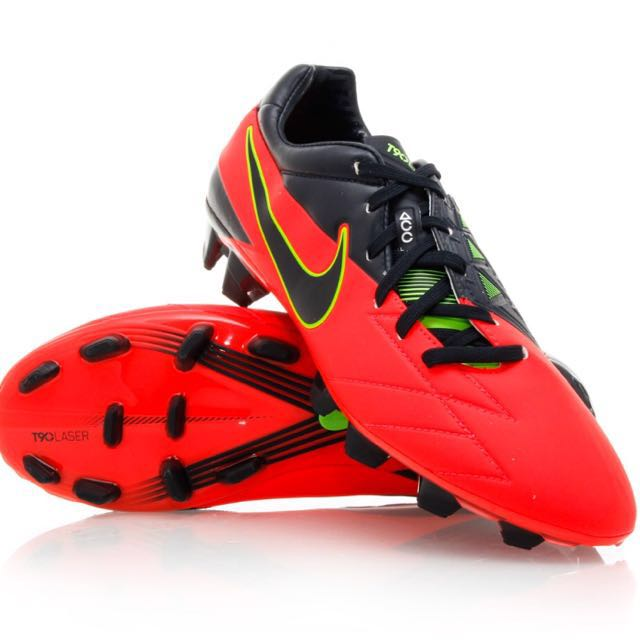 Nike T90 Laser Soccer Cleats