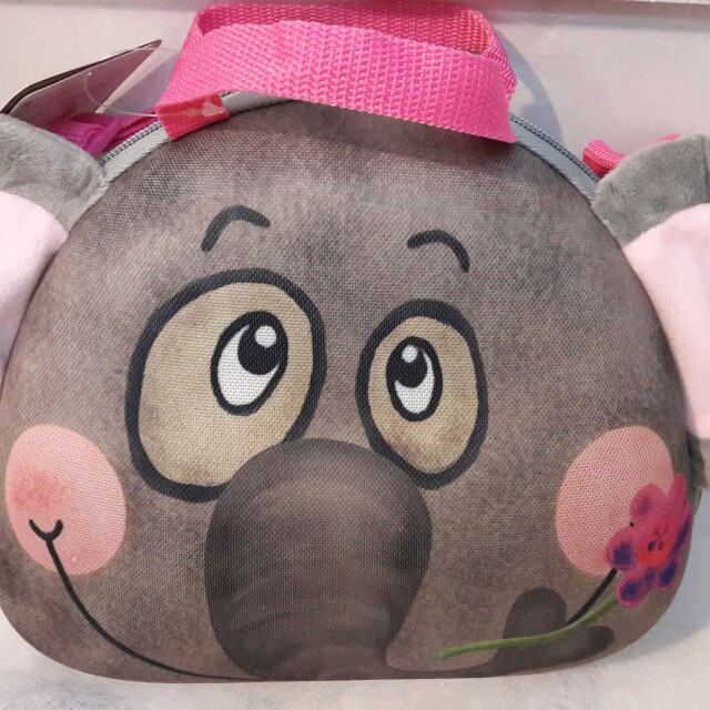 OKIEDOG LUNCH BAG ELEPHANT