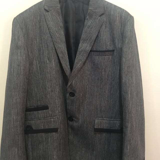 Onesimus SLIM FIT Suit (Formal Coat)