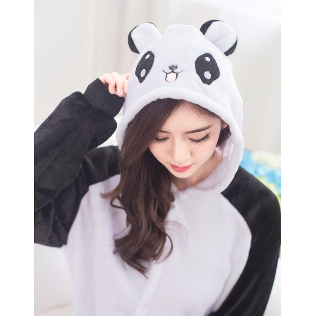 Panda & Tiger Onsies