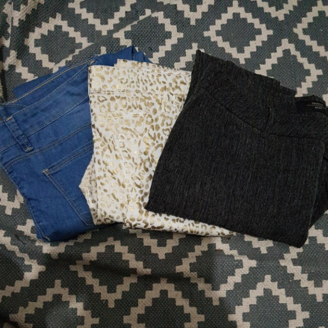 Pants: Bundle- fits size 29-30- Free Shipping