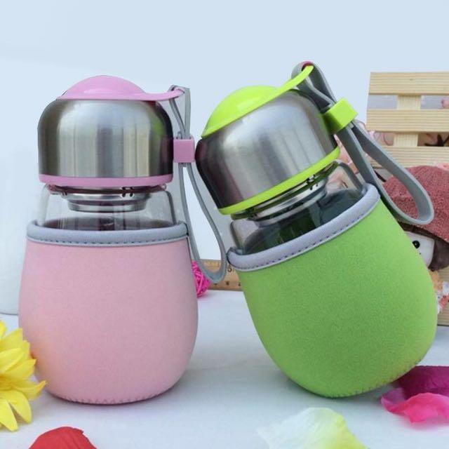 Penguin Design Bottles