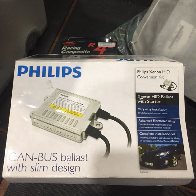 Philips can Bus ballast