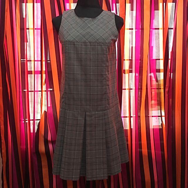 Pre-loved Korean Pleated Dress