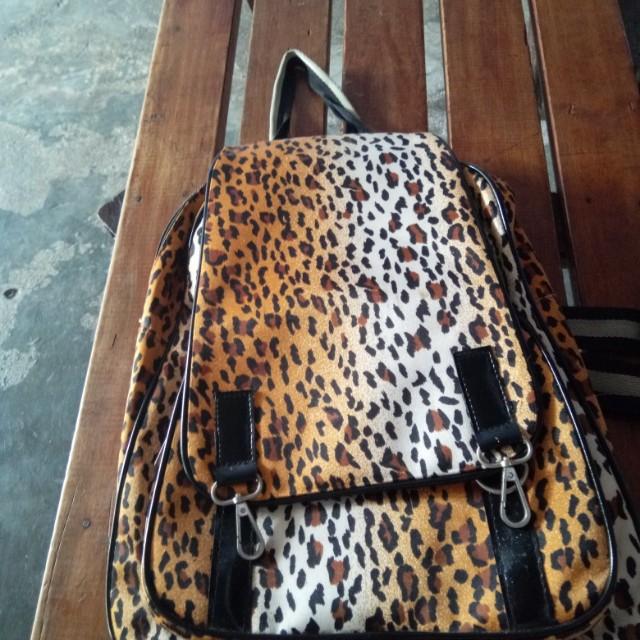 Ransel leopard