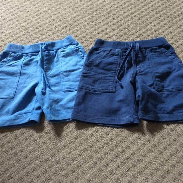 Reduced 2x Bonds Shorts