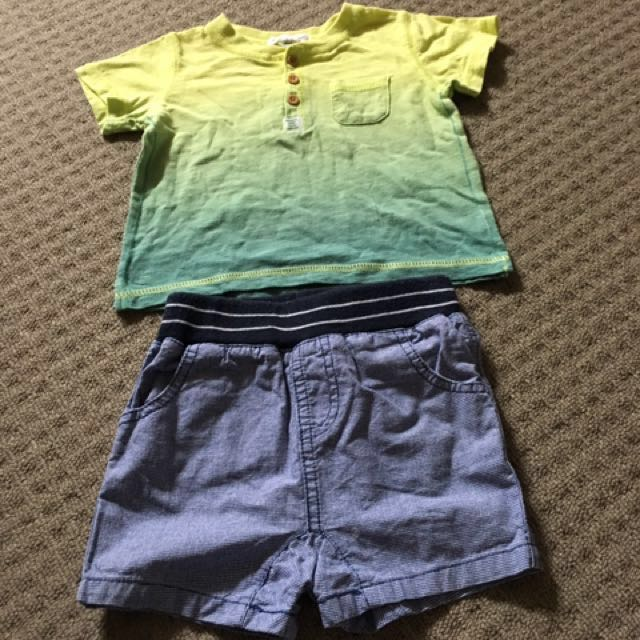 Reduced Size 00 Summer Outfit