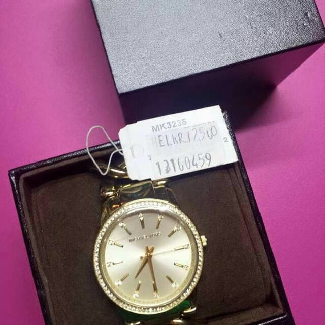 REPRICED! Authentic Michael Kors Watch