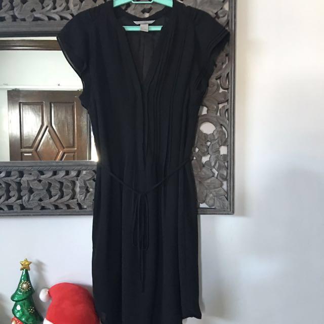 🎉REPRICED🎉H&M black dress