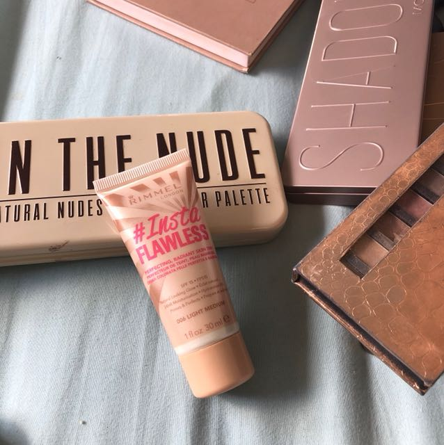 Rimmel insta flawless foundation