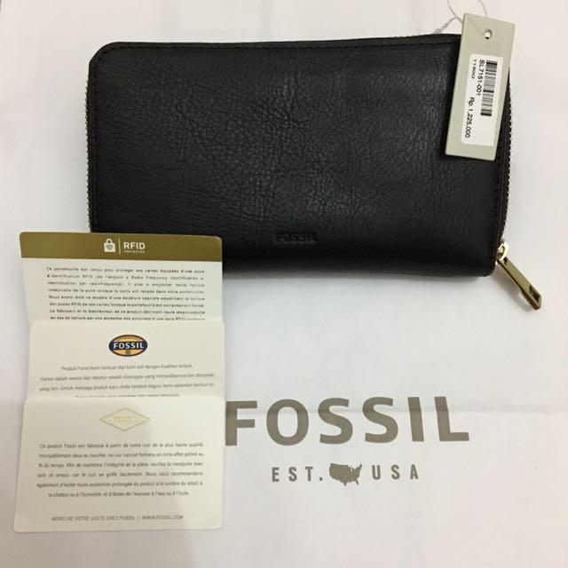 SALE!!!! Fossil Emma Wrist Black (Original 100%)