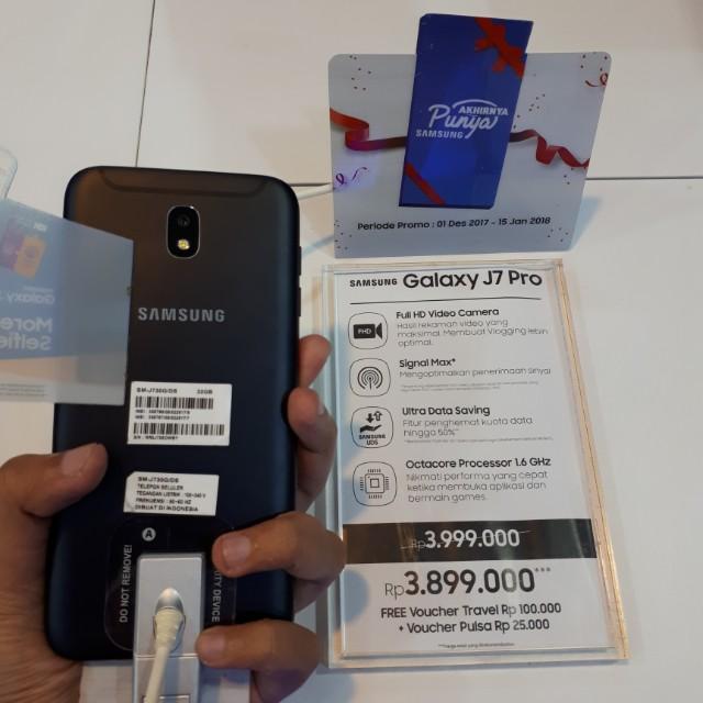 Samsung J7 Pro Cashback Kredit Cepat Elektronik Telepon Seluler Di Carousell