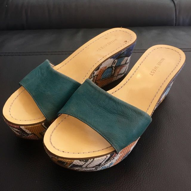 Sandal nine west santai
