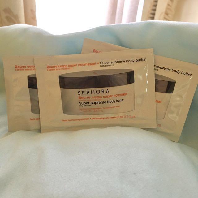 Sephora Super Supreme Body Butter (Sample)