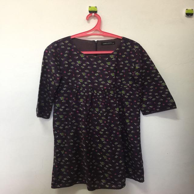 Simplicity Short Dress