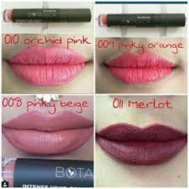 Mineral Botanica Soft Matte Lip Cream 008 Pinky Beigeraisya Daftar