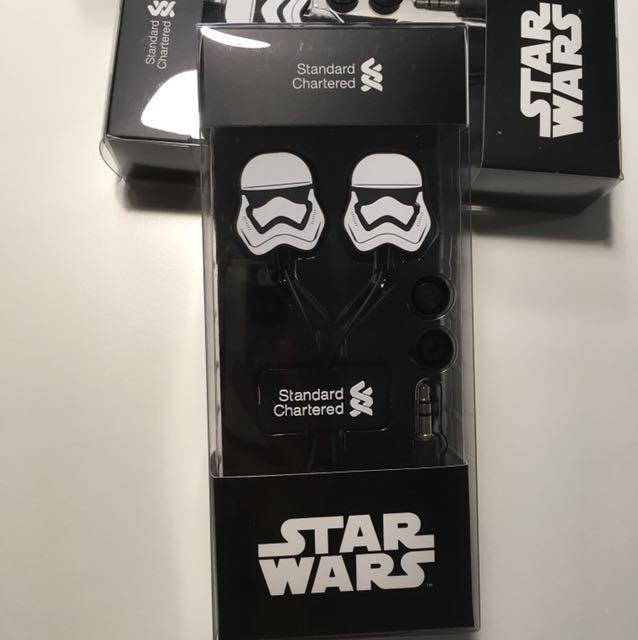 STAR WARS EARPHONE / SPECIAL EDITION