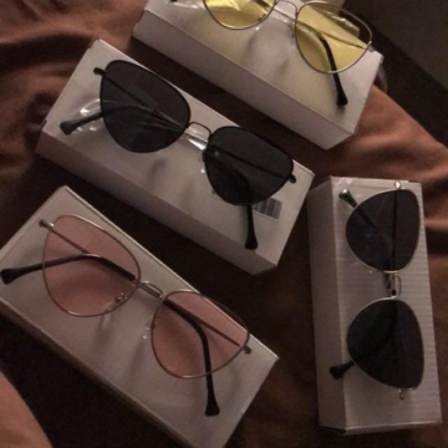 sunglasses lucu cat eyes