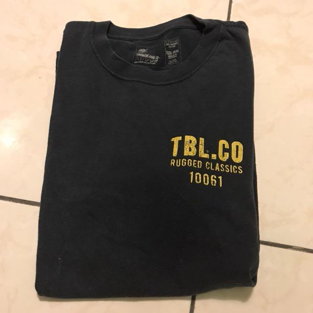 Timberland 藍色 短袖上衣