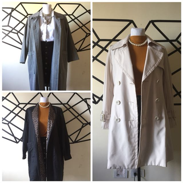 Trenchcoat 3 for 850