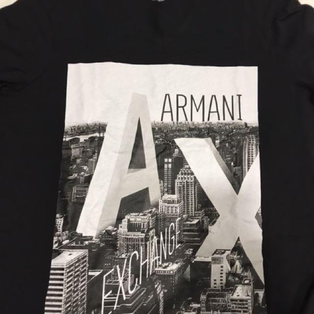 T-Shirt Armani ORI [Singapore]