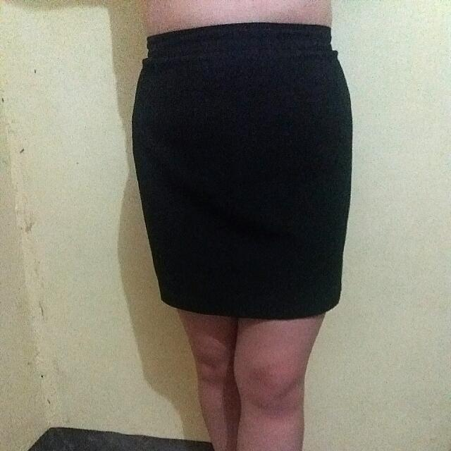 Unbranded Plus Size Unbranded Pencil Skirt