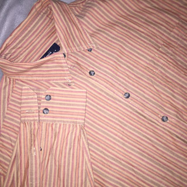 Vintage - Striped Shirt 復古條紋襯衫