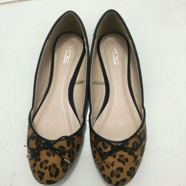 VNC Leopard Shoes No. 3