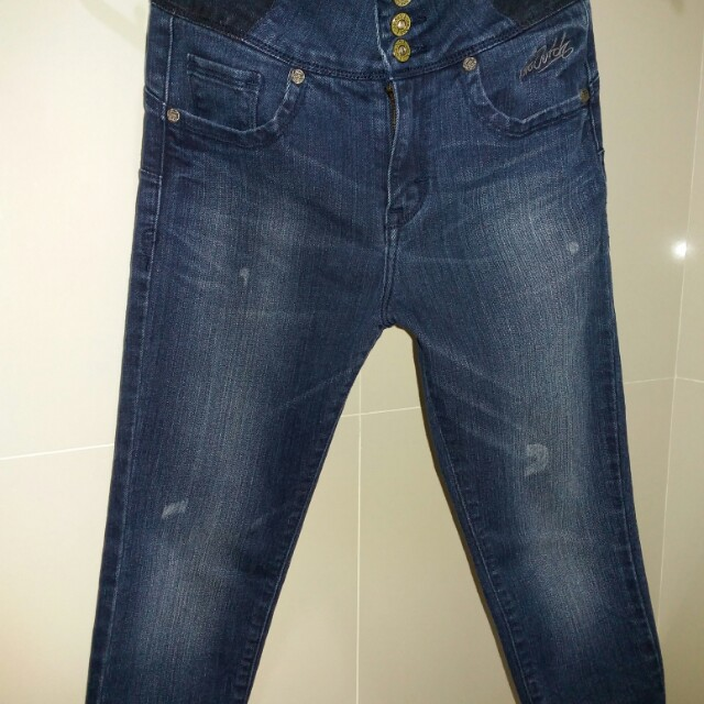 Von Dutch Highwaisted pedal