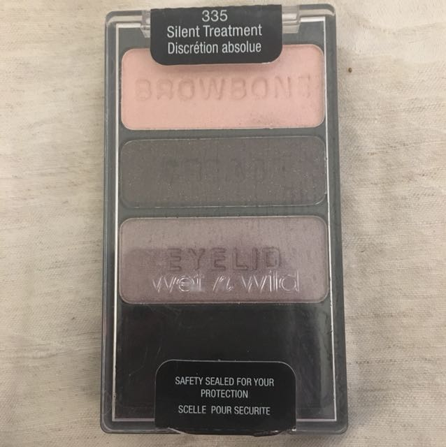Wet and Wild Eyeshadow Trio