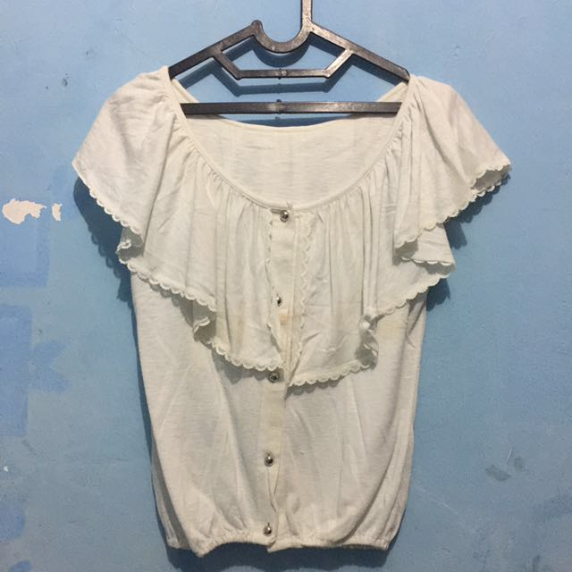 White top #midnightsale