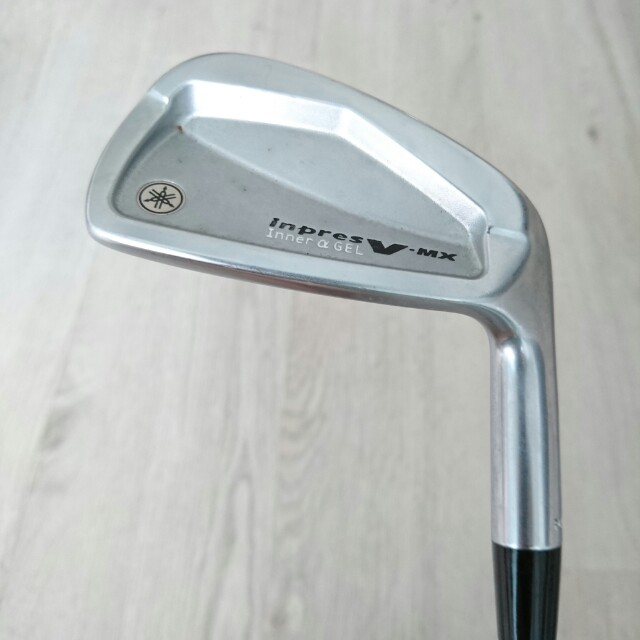 Yamaha Inpres V-MX Gel Single 7 Iron Demo Golf Men, Sports, Sports ...