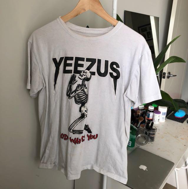 Yeezus your tee