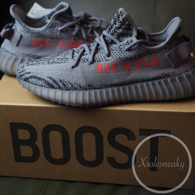 low priced e9c49 55a14 Yeezy Boost 350 V2 Beluga 2.0, Men's Fashion, Footwear on ...