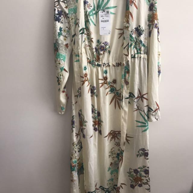 Zara Kimono BNWT