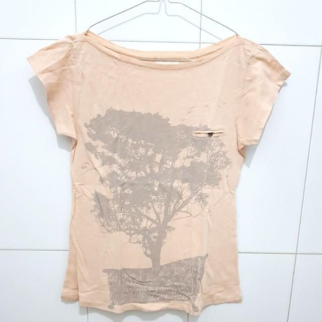 Zara Organic Tshirt