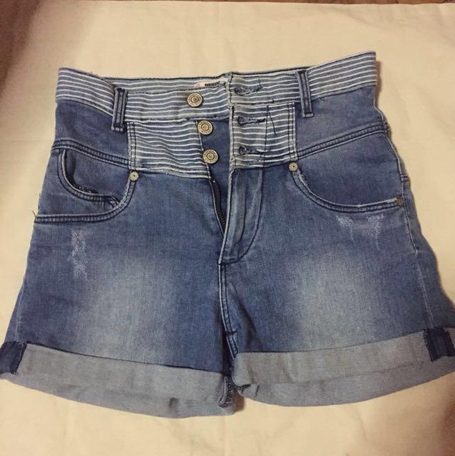 Zara trf shorts