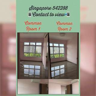 2 Common Rooms for Rent! *nego*