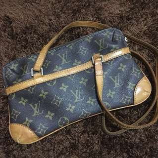 LV bag from Japan pouchette