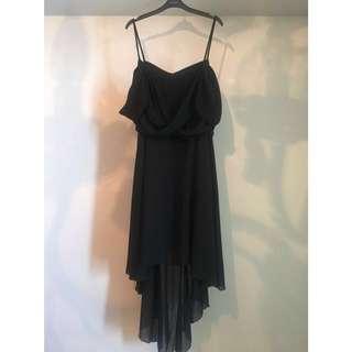 Long lace dress  : Plus size :