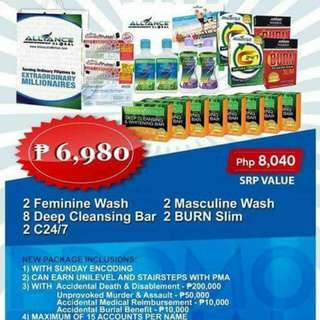 Promo (Aim Global Package) Join Now