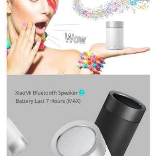 Free Shipping Xiaomi Bluetooth Speaker