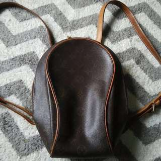 Authentic LV Eclipse Backpack
