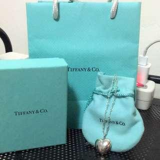 🚚 Tiffany&co 愛心項鍊